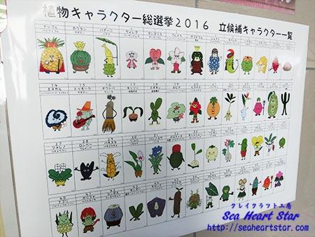 植物キャラクター